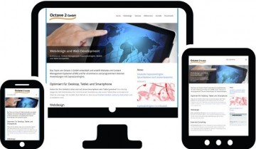 Responsive Webdesign in den Referenzen